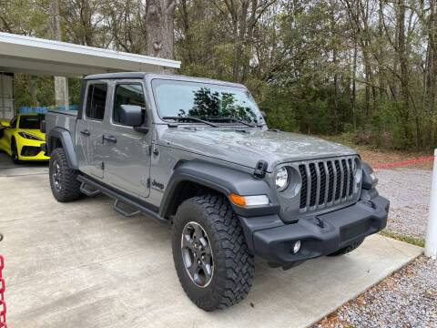 2020 Jeep Gladiator for sale at INTERSTATE AUTO SALES in Pensacola FL