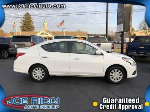 2017 Nissan Versa for sale at Mr Intellectual Cars in Shelby Township MI