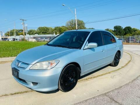 2004 Honda Civic for sale at Xtreme Auto Mart LLC in Kansas City MO