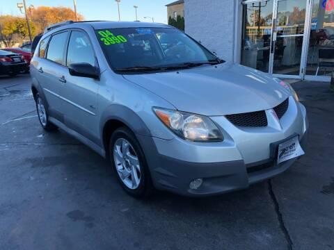 2004 Pontiac Vibe for sale at Streff Auto Group in Milwaukee WI