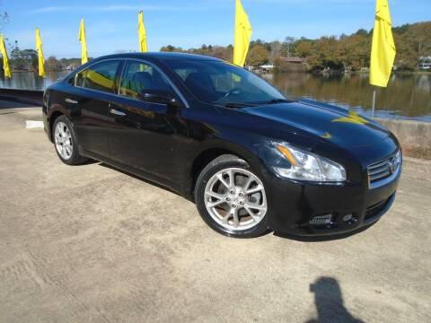 2012 Nissan Maxima for sale at Lake Carroll Auto Sales in Carrollton GA