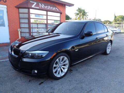 2011 BMW 3 Series for sale at Z MOTORS INC in Hollywood FL