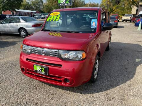 2009 Nissan cube for sale at BK2 Auto Sales in Beloit WI
