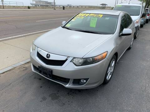 2009 Acura TSX for sale at Quincy Shore Automotive in Quincy MA