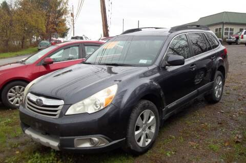 2010 Subaru Outback for sale at Warner's Auto Body of Granville Inc in Granville NY