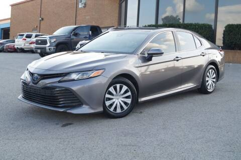 2019 Toyota Camry Hybrid for sale at Next Ride Motors in Nashville TN