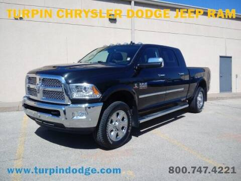 2018 RAM Ram Pickup 3500 for sale at Turpin Dodge Chrysler Jeep Ram in Dubuque IA