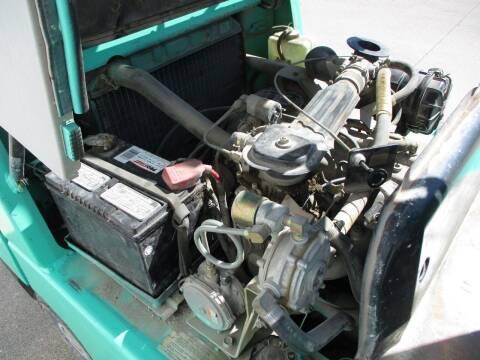 1997 Mitsubishi FG25 FORKLIFT