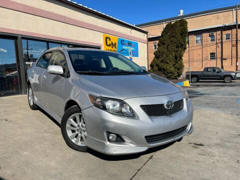 2010 Toyota Corolla for sale at Car Mart Auto Center II, LLC in Allentown PA