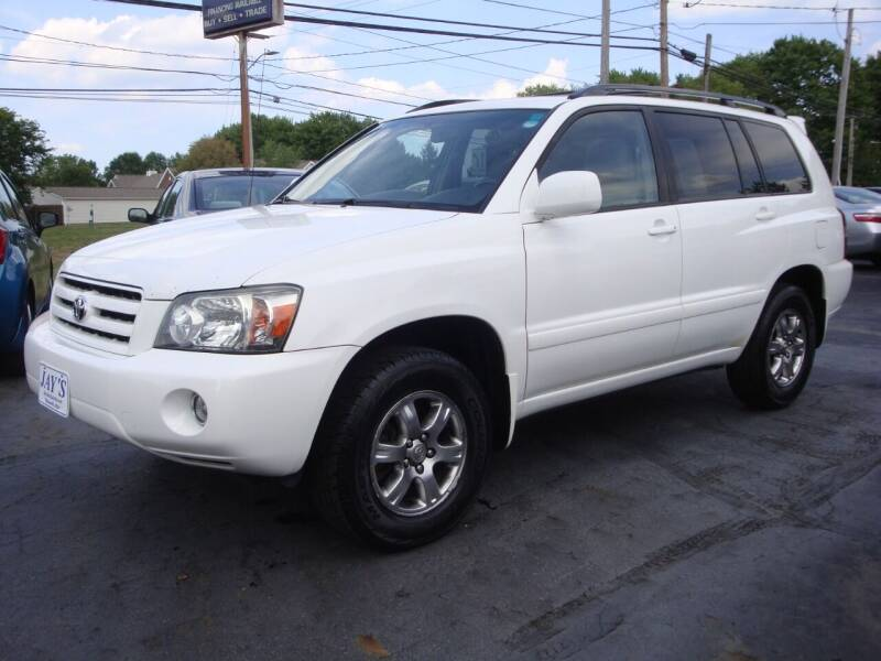 2007 Toyota Highlander for sale at Jay's Auto Sales Inc in Wadsworth OH