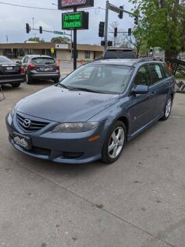2005 Mazda MAZDA6 for sale at Corridor Motors in Cedar Rapids IA