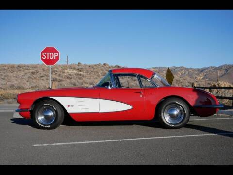 1960 Chevrolet Corvette for sale at Sierra Classics & Imports in Reno NV