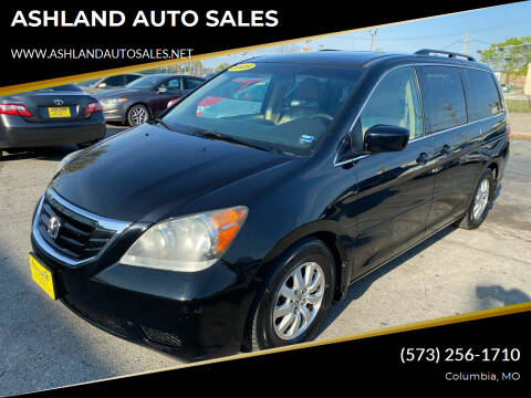 2009 Honda Odyssey for sale at ASHLAND AUTO SALES in Columbia MO