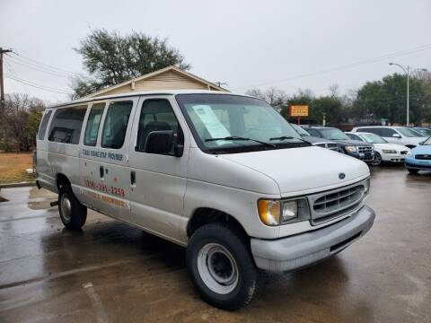 2000 Ford E-350 for sale at Bad Credit Call Fadi in Dallas TX