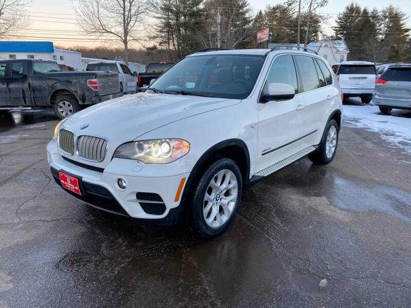 2013 BMW X5 for sale at AutoMile Motors in Saco ME