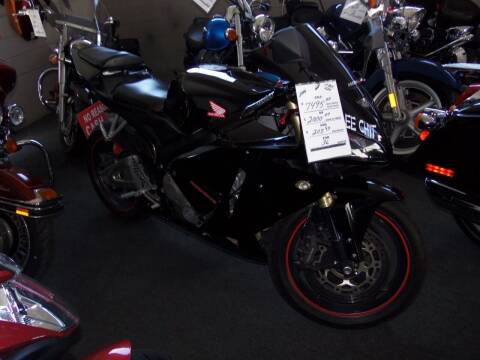 2006 Honda CBR600RR for sale at Fulmer Auto Cycle Sales - Fulmer Auto Sales in Easton PA