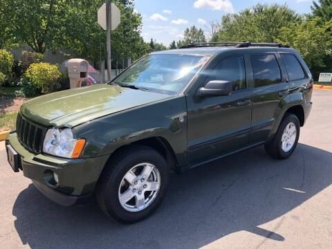 2007 Jeep Grand Cherokee for sale at Dreams Auto Group LLC in Sterling VA