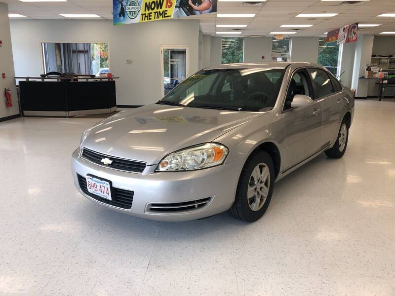 2007 Chevrolet Impala for sale at Grace Quality Cars in Phillipston MA