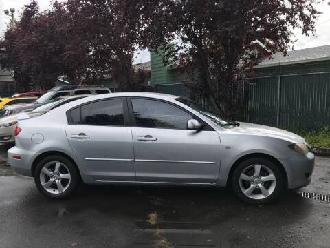2005 Mazda MAZDA3 for sale at Blue Line Auto Group in Portland OR