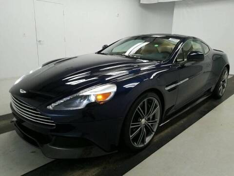 2015 Aston Martin Vanquish for sale at R & R Motors in Queensbury NY