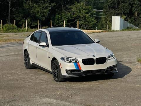2014 BMW 5 Series for sale at Car ConneXion Inc in Knoxville TN