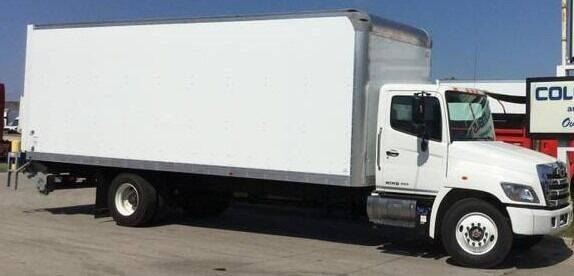 2013 Hino 268A for sale at Transportation Marketplace in West Palm Beach FL
