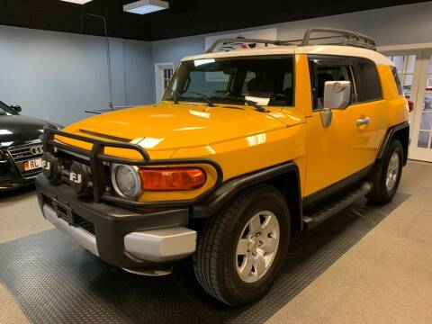 2008 Toyota FJ Cruiser for sale at Quality Autos in Marietta GA