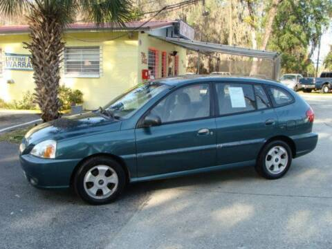 2003 Kia Rio for sale at VANS CARS AND TRUCKS in Brooksville FL