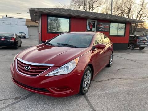 2011 Hyundai Sonata for sale at Big Red Auto Sales in Papillion NE