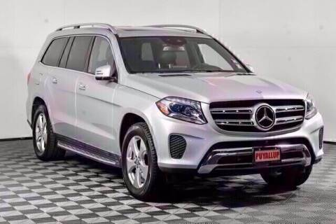 2017 Mercedes-Benz GLS for sale at Washington Auto Credit in Puyallup WA