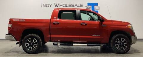 2015 Toyota Tundra for sale at Indy Wholesale Direct in Carmel IN
