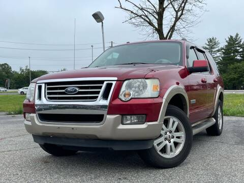 2007 Ford Explorer for sale at MAGIC AUTO SALES in Little Ferry NJ