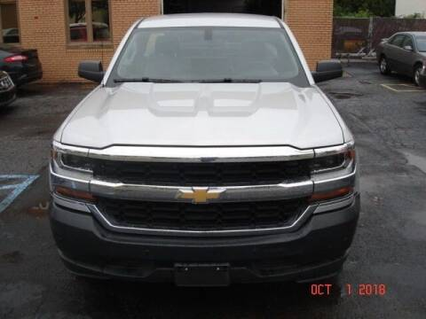 2016 Chevrolet Silverado 1500 for sale at Marx Auto Sales in Livonia MI