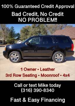 2011 GMC Yukon for sale at Affordable Mobility Solutions, LLC - Standard Vehicles in Wichita KS