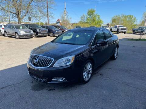 2012 Buick Verano for sale at Dean's Auto Sales in Flint MI