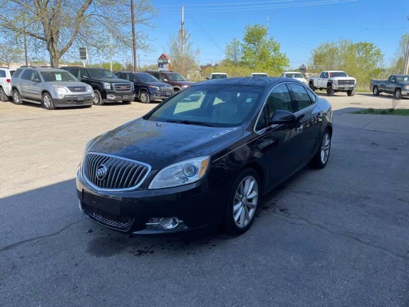 2012 Buick Verano for sale at Dean's Auto Sales in Flint MI