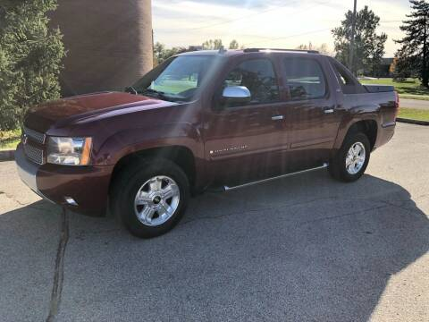 2008 Chevrolet Avalanche for sale at Certified Auto Exchange in Indianapolis IN
