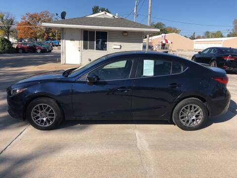 2014 Mazda MAZDA3 for sale at 6th Street Auto Sales in Marshalltown IA