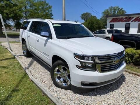2015 Chevrolet Suburban for sale at Beach Auto Brokers in Norfolk VA