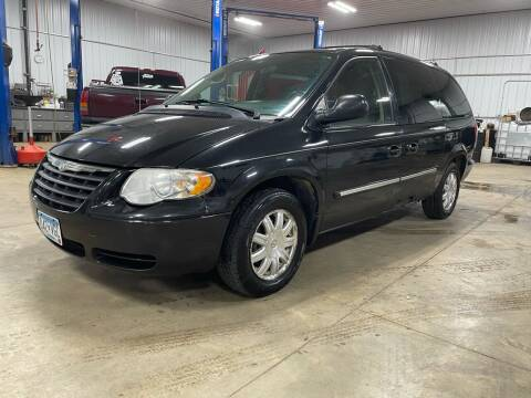2007 Chrysler Town and Country for sale at Southwest Sales and Service in Redwood Falls MN