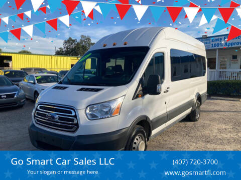 2017 Ford Transit Passenger for sale at Go Smart Car Sales LLC in Winter Garden FL