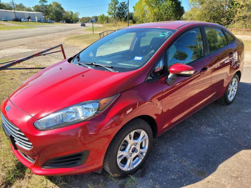2014 Ford Fiesta for sale at QUICK SALE AUTO in Mineola TX
