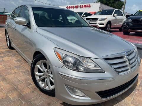 2013 Hyundai Genesis for sale at Cars of Tampa in Tampa FL