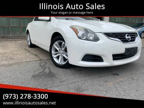 2011 Nissan Altima for sale at Illinois Auto Sales in Paterson NJ