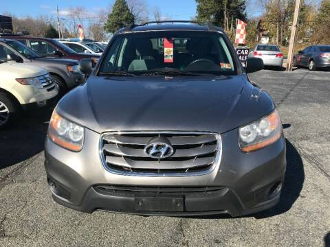 2011 Hyundai Santa Fe for sale at Certified Motors in Bear DE