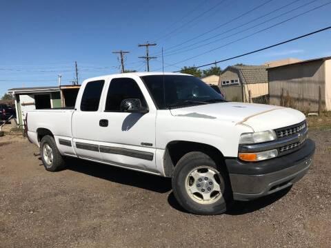 2002 Chevrolet Silverado 1500 for sale at 3-B Auto Sales in Aurora CO