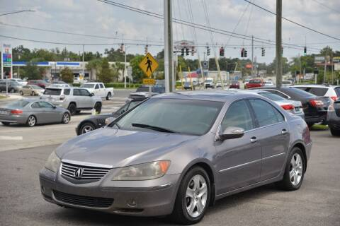 2007 Acura RL for sale at Motor Car Concepts II - Kirkman Location in Orlando FL