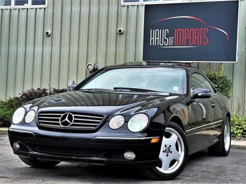 2002 Mercedes-Benz CL-Class for sale at Haus of Imports in Lemont IL