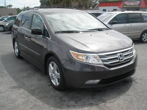 2012 Honda Odyssey for sale at Priceline Automotive in Tampa FL