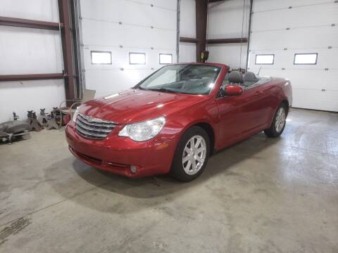 2008 Chrysler Sebring for sale at Hometown Automotive Service & Sales in Holliston MA